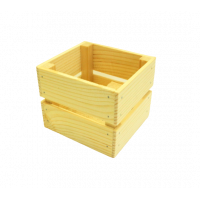 И-ЯЩ-014 Ящик деревянный 11х10х9см.