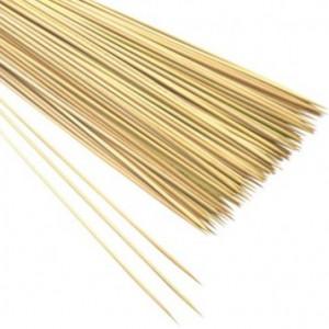 Палочки бамбуковые, 100шт/упак.