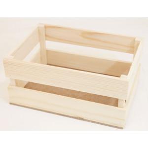 З-008 Ящик деревянный размер 23X24X10