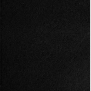 ФФ-02020 Фетр декоративный 40х45 см, цвет черный, 1 лист
