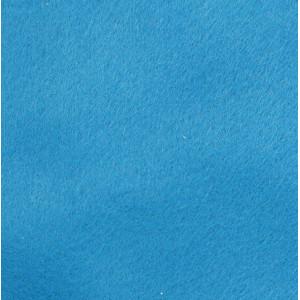 ФФ-02013 Фетр декоративный 40х50 см, цвет голубой, 1 лист