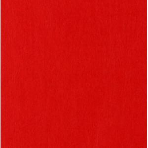 ФФ-02009 Фетр декоративный 40х50 см, цвет красный, 1 лист
