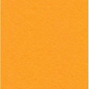 ФФ-02027 Фетр декоративный 40х45 см, цвет оранжевый, 1 лист
