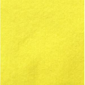 ФФ-02028 Фетр декоративный 40х45 см, цвет светло желтый, 1 лист
