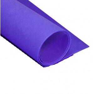 Ф-03020 Фоамиран 48х48, цвет сине фиолетовый, 1 лист