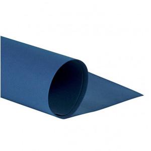 Ф-03019 Фоамиран 48х48, цвет темно синий, 1 лист