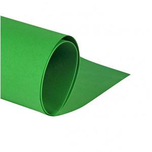 Ф-03012 Фоамиран 48х48, цвет зеленый, 1 лист