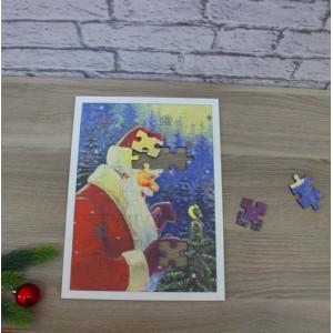 И-НГ-014 Новогодние пазлы 20х27 см