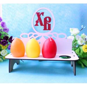И-ПП-005 Пасхальная подставка для яиц.