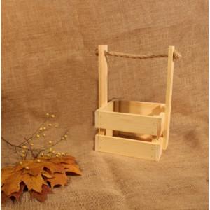 И-ЯЩ-009 Ящик деревянный размер 16х18х28 см