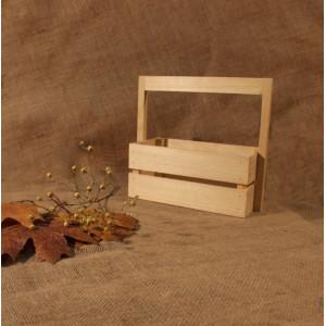 И-ЯЩ-005 Ящик деревянный 25x11x23 см
