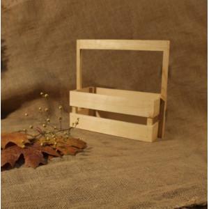И-ЯЩ-006 Ящик деревянный большой 31х13х28 см