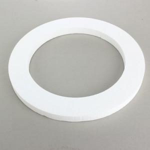Кольцо из пенопласта